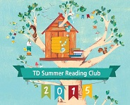 TD Summer Reading Program 2015