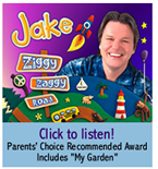 2008 Parent's Choice Recommended Award JAKE:  ZIGGY ZAGGY ROAD